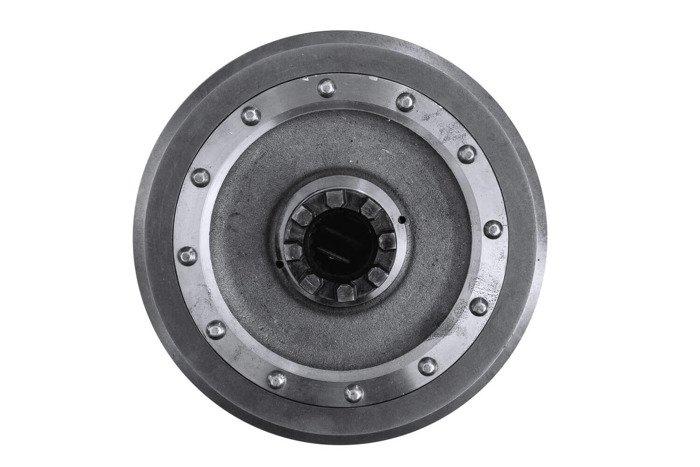Kompletny mechanizm różnicowy z kołem talerzowym URSUS C-360
