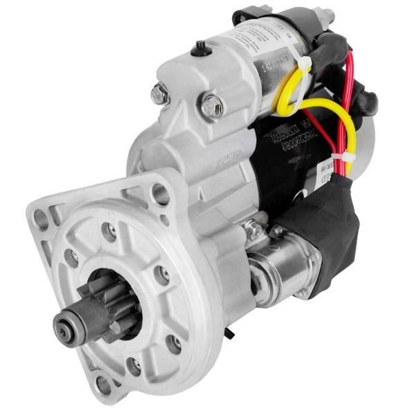 Rozrusznik z reduktorem 12V 3,2 kW FIAT IVECO LAVERDA NEW HOLLAND 87376493